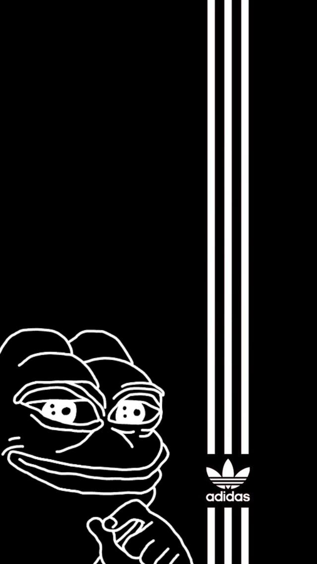 Pin by Hans Ahsumbergher on Funneh stuff Frog wallpaper