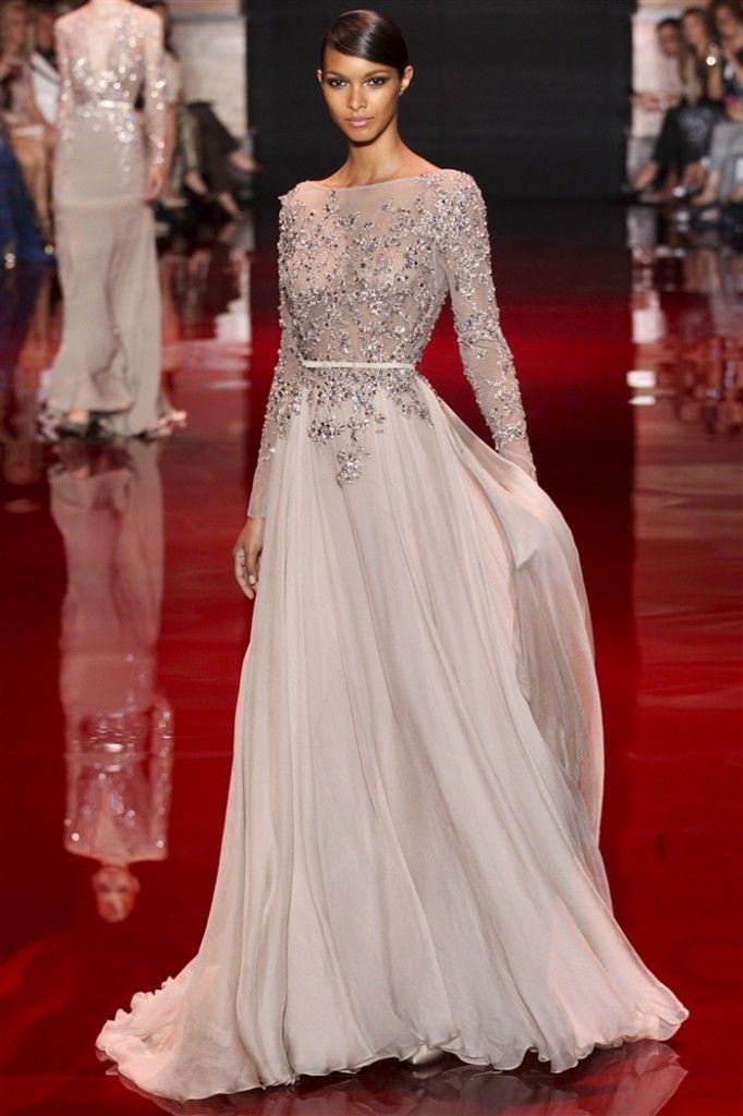 Long Sleeve Winter Formal Dress | long sleeves prom dresses 2014 ...