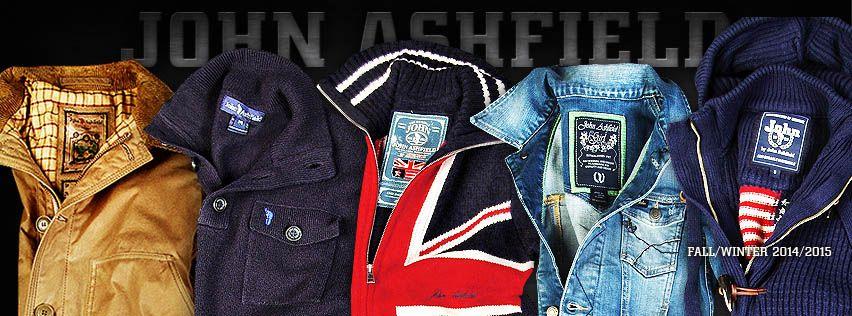 John Ashfield #fall #winter 2014/20145 #man #collection