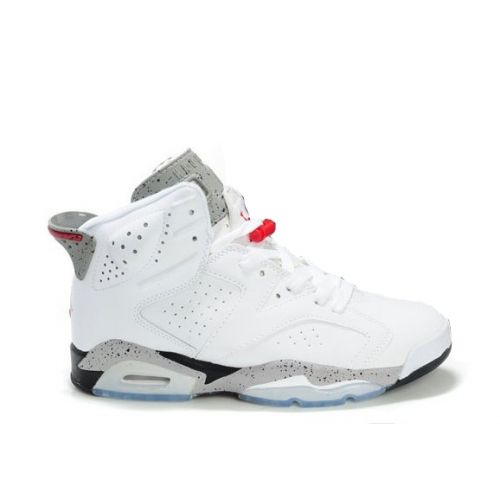 a0999ed1e97210 Air Jordan 6 (VI) Olympics White Black Cement  58... All I want for  Christmas.