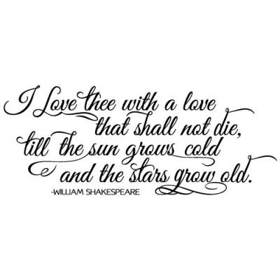 shakespeare love qoutes