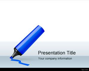 Free design market in blue for educational powerpoint presentations free design market in blue for educational powerpoint presentations education powerpoint templates pinterest design market template and primary toneelgroepblik Image collections