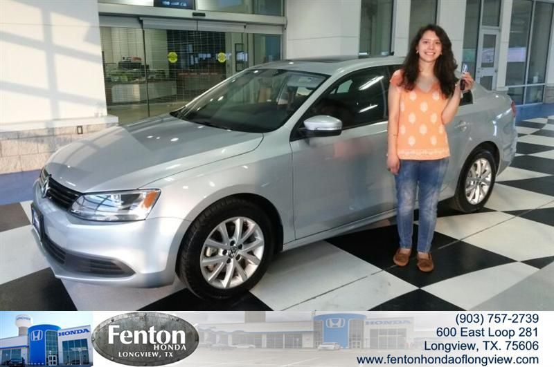 Fenton Honda Of Longview Helped Me Out In Finding A Car That Could Fit My  Demands. The Salesperson, Diana Hunter, Who Helped Me Was Very Kind,  Personable, ...