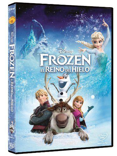 Frozen: El Reino Del Hielo [DVD] 8.21€