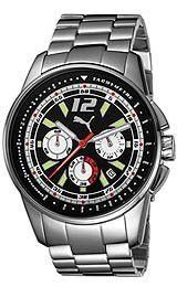 Puma Bracelets Race Chronograph Black Dial Men's watch #PU102161001