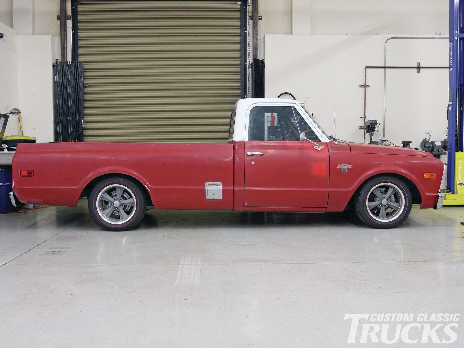 Looking to shorten that longbed on your c10 brothers trucks chevrolet c10 shortbed may be