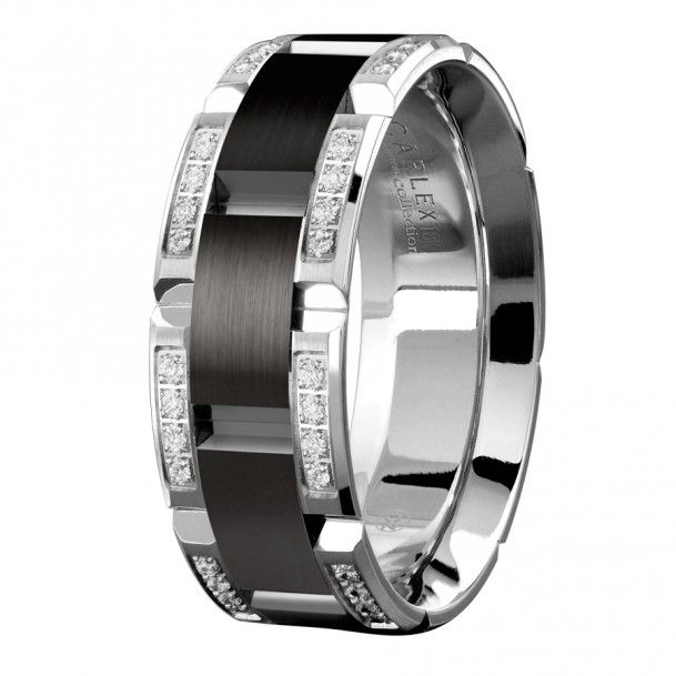 mens wedding bands white gold best selling wedding bands for men - Selling Wedding Ring