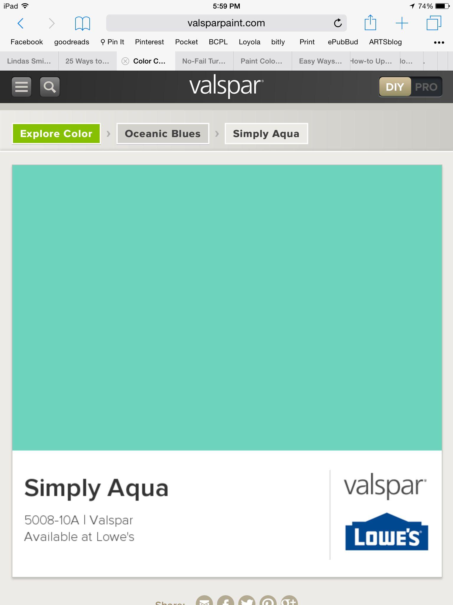 simply aqua by valspar valspar paint colors workout on valspar paint visualizer interior id=24649