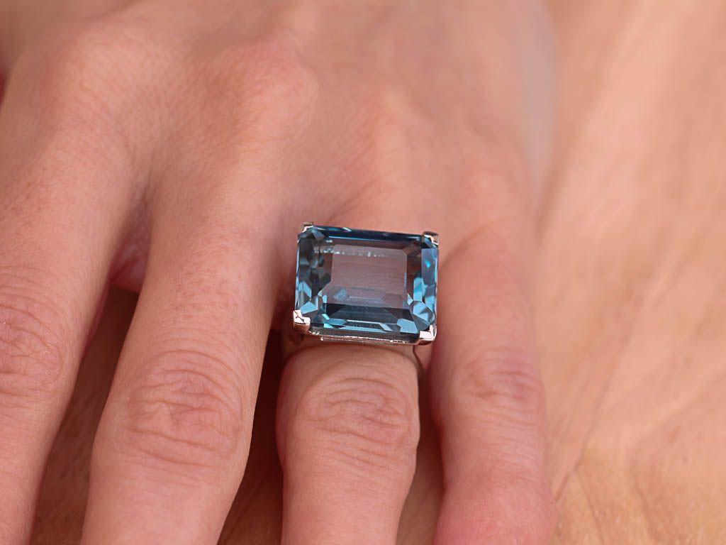 кольцо лондон топаз серебро - Поиск в Google | Украшения | Pinterest ...