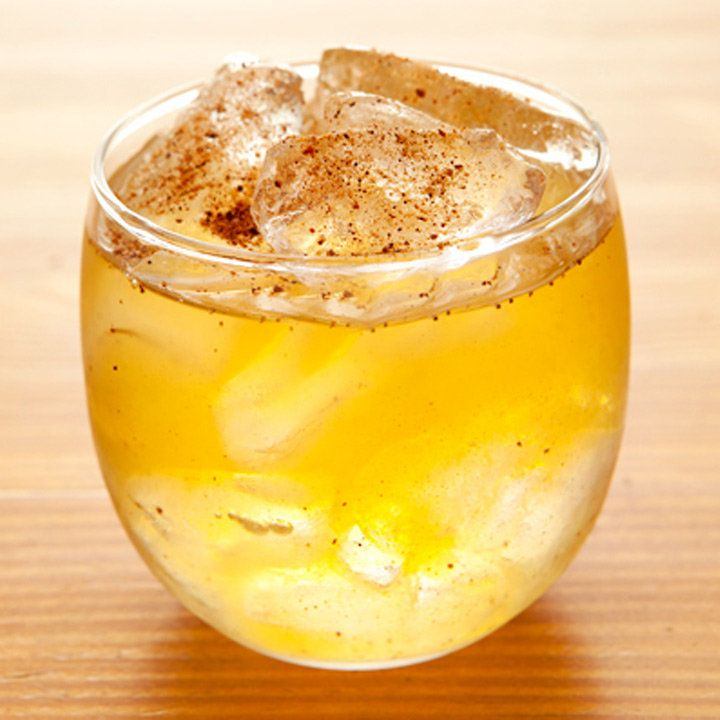 Classic Rum-Brandy Punch