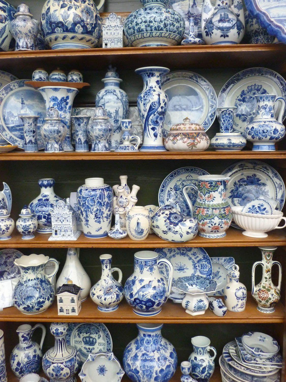 Dutch Texture Blue White Decor Blue And White China Blue And White