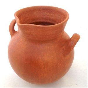 Olla De Barro Natural Mexican Clay Pots Clay Pots Clay