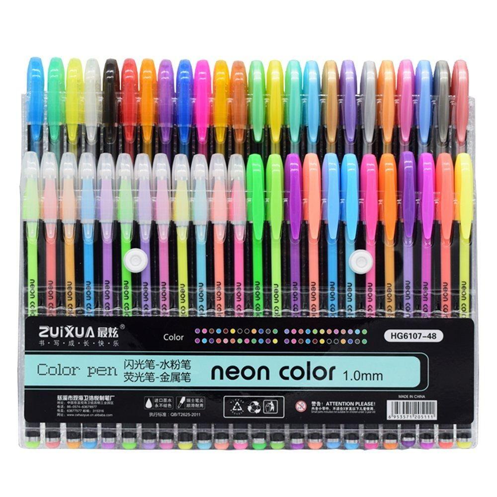 Marker /& Marker Colored pens for Kids Adults EMILIiE