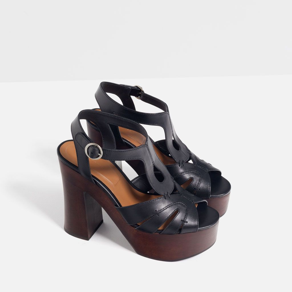 5961279a23c071 WOODEN PLATFORM LEATHER SANDALS-View all-SHOES-WOMAN