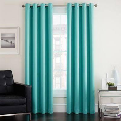 Aqua Curtains Google Search More