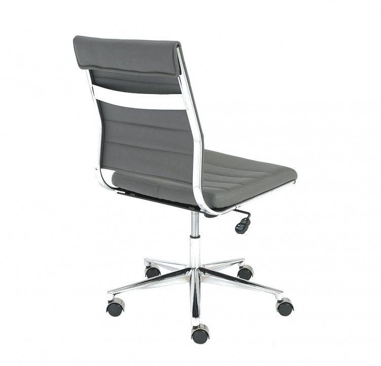 Armless Leather Desk Chair Organization Ideas For Small