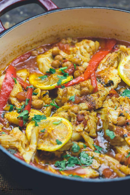 Photo of BEST Moroccan Fish Recipe