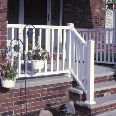 White Traditional Stair Kit 73003988 At The