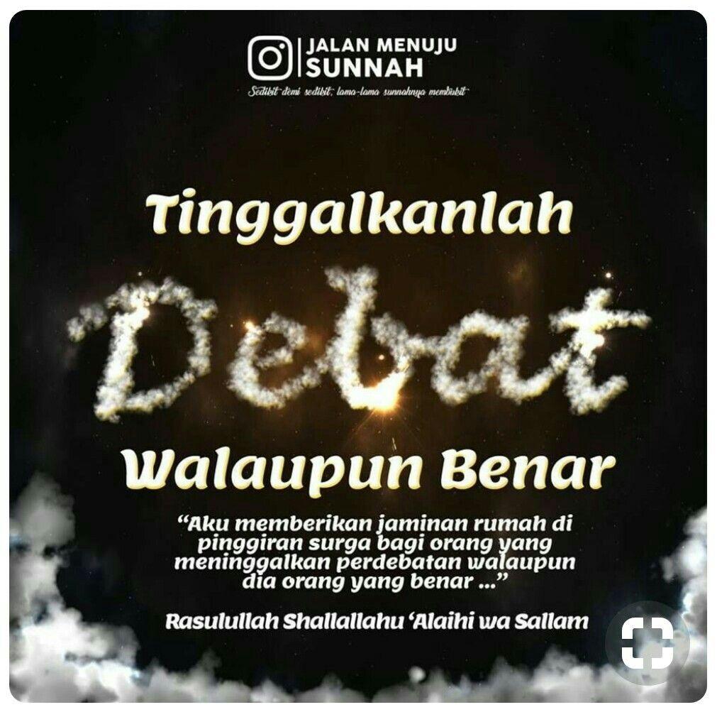 Pin Oleh Nurin Iktikafi Tristananda Di Reminder Islamic Quotes