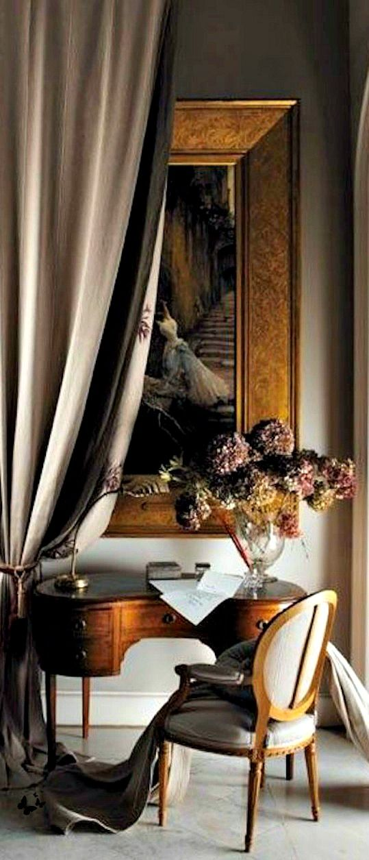 Work Space | The House of Beccaria~
