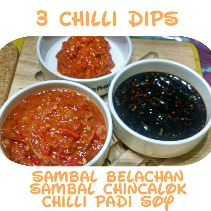 Chilli Dips