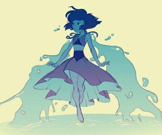 Lapis Lazuli Anime Fan Art Steven Universe