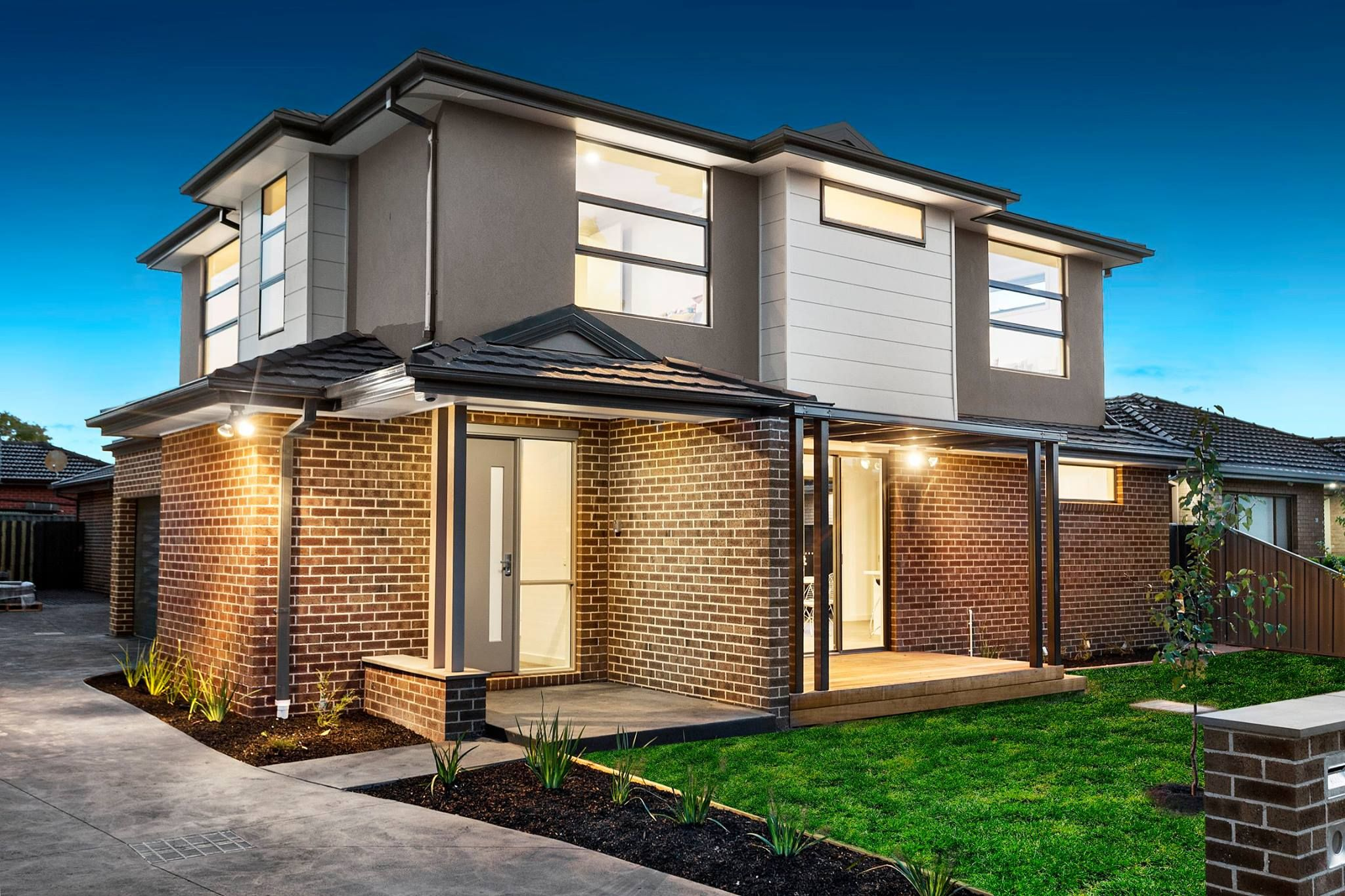 Space And Comfort Expanded By Glass Used Wisely. David Reid Homes Luxury  Home Builders Melbourne