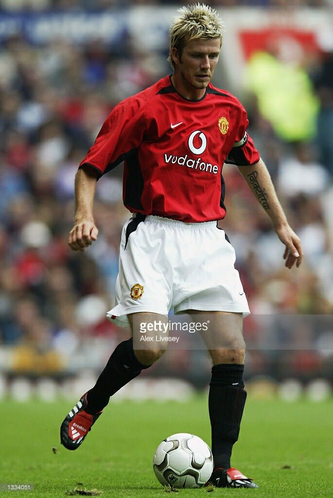 Manchester United 2002/03 David Beckham