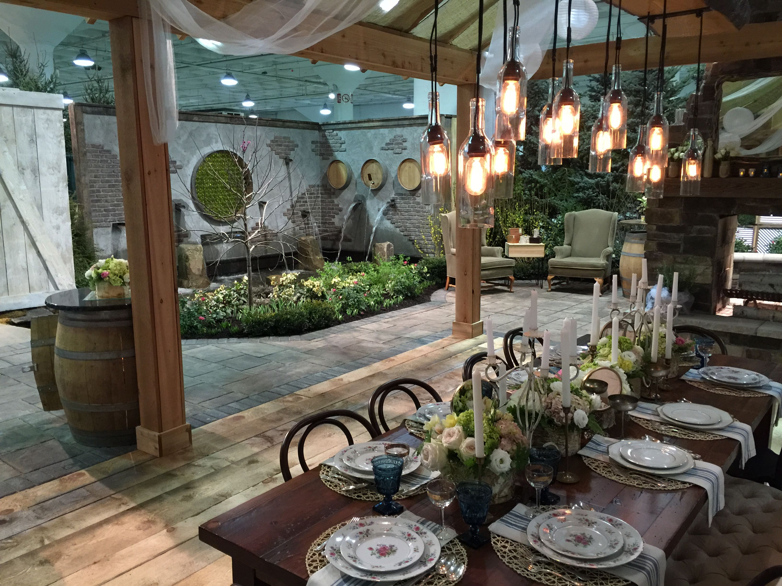 Now At The IX Center: Cleveland 2016 Home And Garden Show Just Started! Here