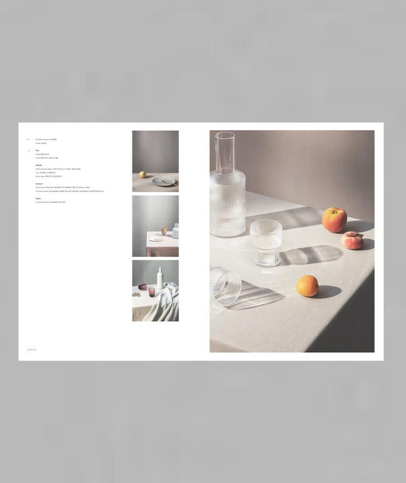 Photo of Cereal Volume 17 – Design Magazin – TWENTYTWONOTES – #Cereal #Design #layout #Ma…
