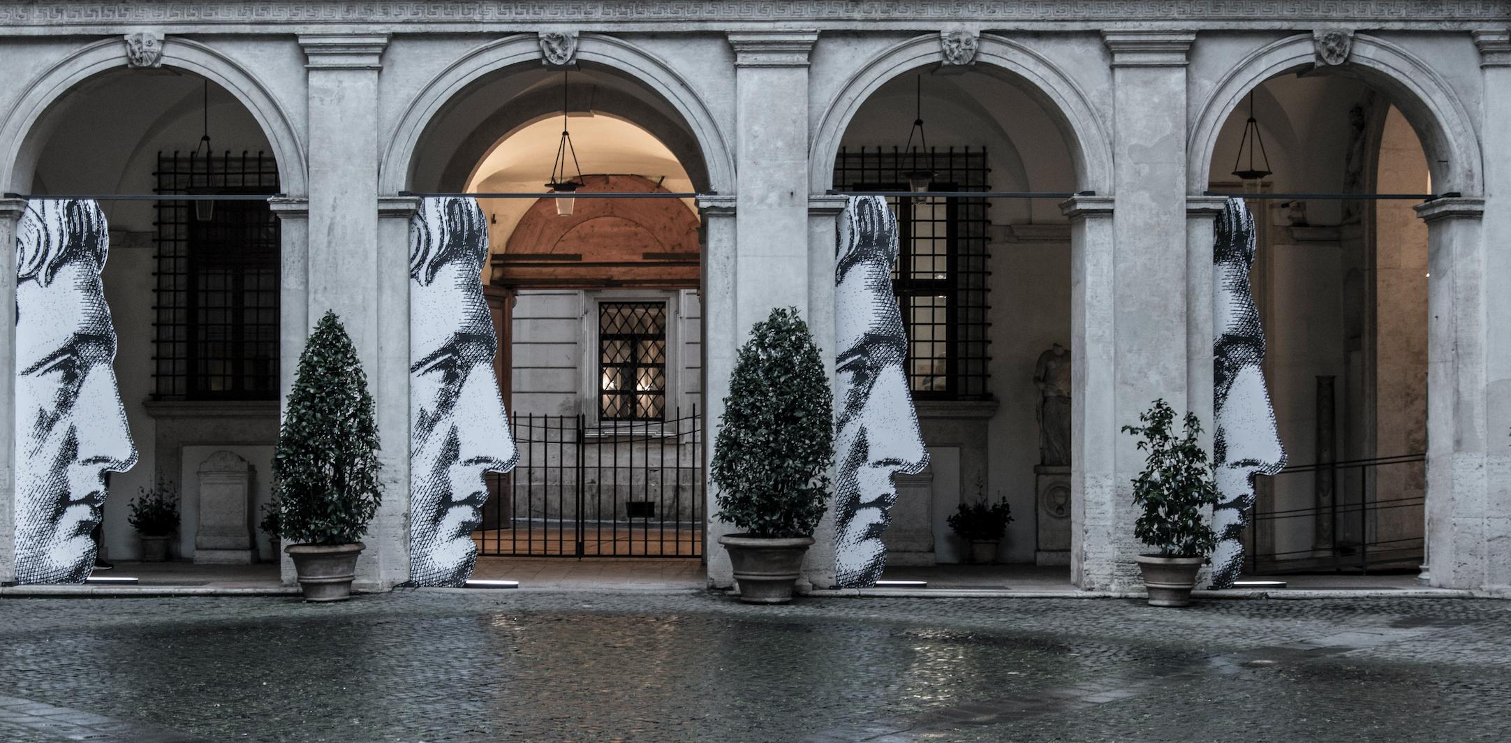 Citazioni Pratiche Fornasetti A Palazzo Altemps Museo