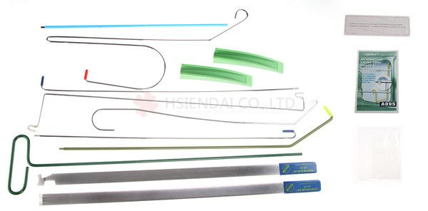 Lock Out Kit For Cars >> Klom Automobile Lockout Kit 12 Piece Lock Picks