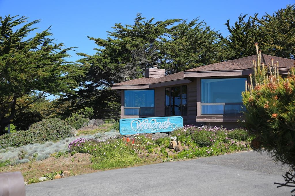 Check Out This Awesome Listing On Airbnb Windrush House Moonstone Beach Houses For In Cambria