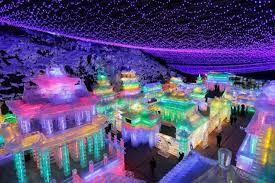 esculturas de hielo en china 2012 - Buscar con Google