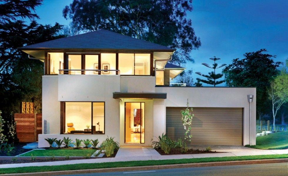 Idei de case moderne cu etaj foto houses for Pinterest case moderne