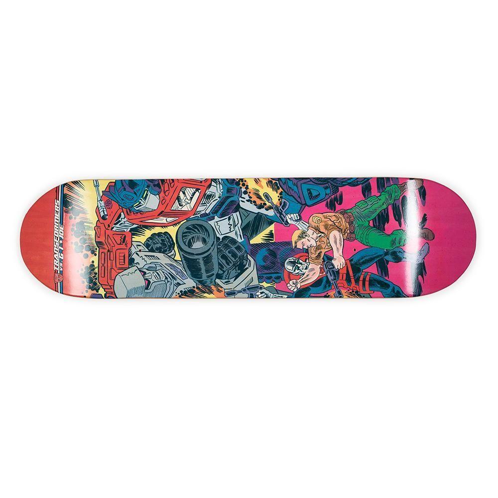 Details about  /Skateboard Skate Skateboard Complete Cromic Fiction