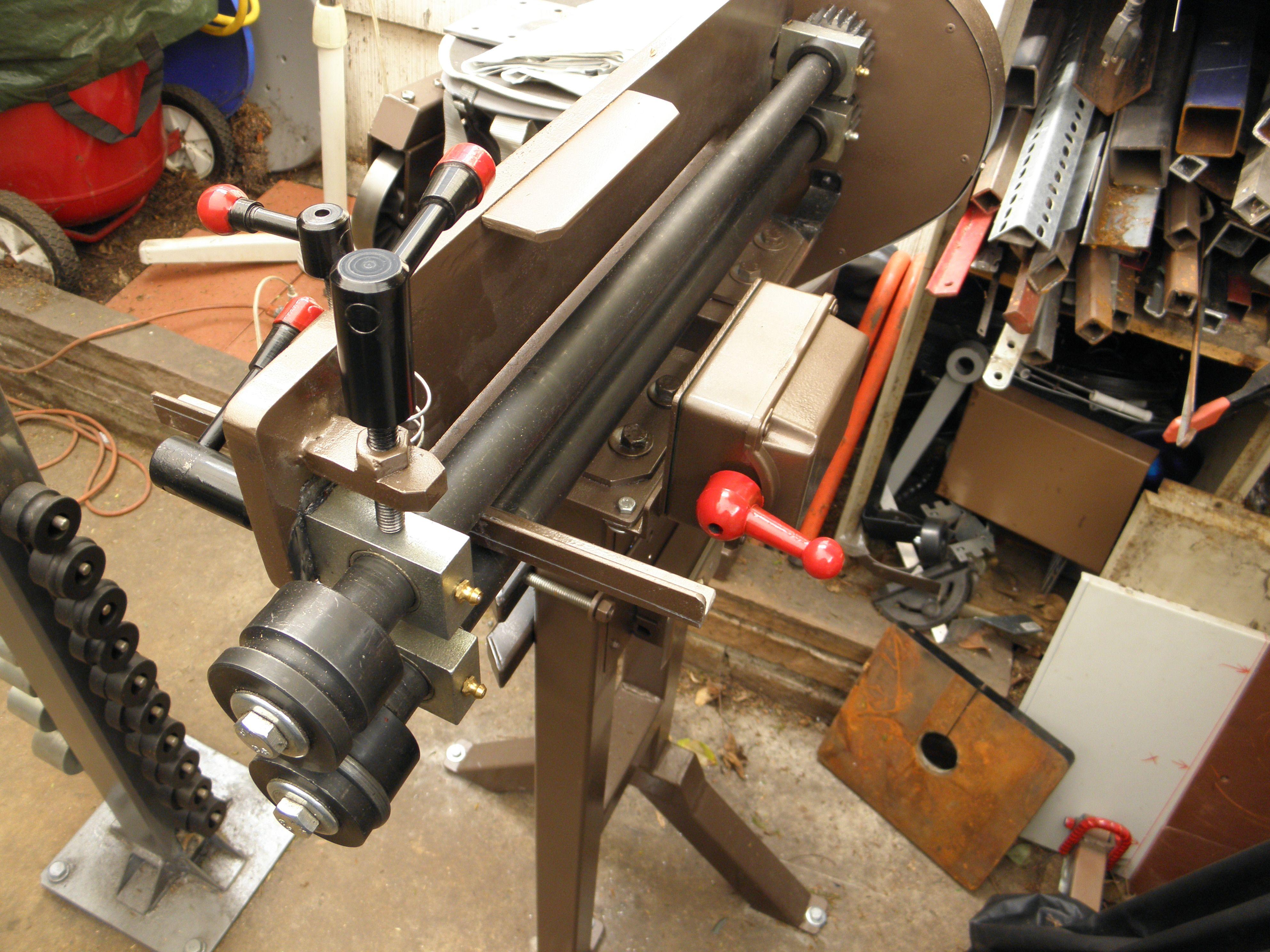 Bead roller diy | DIY TOOLS | Sheet metal tools, Metal tools