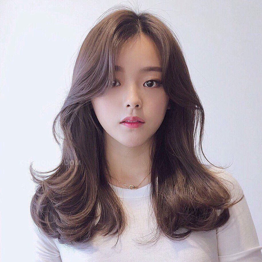 빌드펌 BUILD PERM   Ide potongan rambut, Gaya rambut korea, Gaya ...