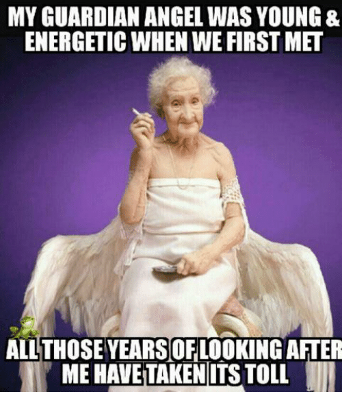 20 Angel Memes That Will Make Your Laugh Hysterically Sayingimages Com Senior Humor Humor Laugh