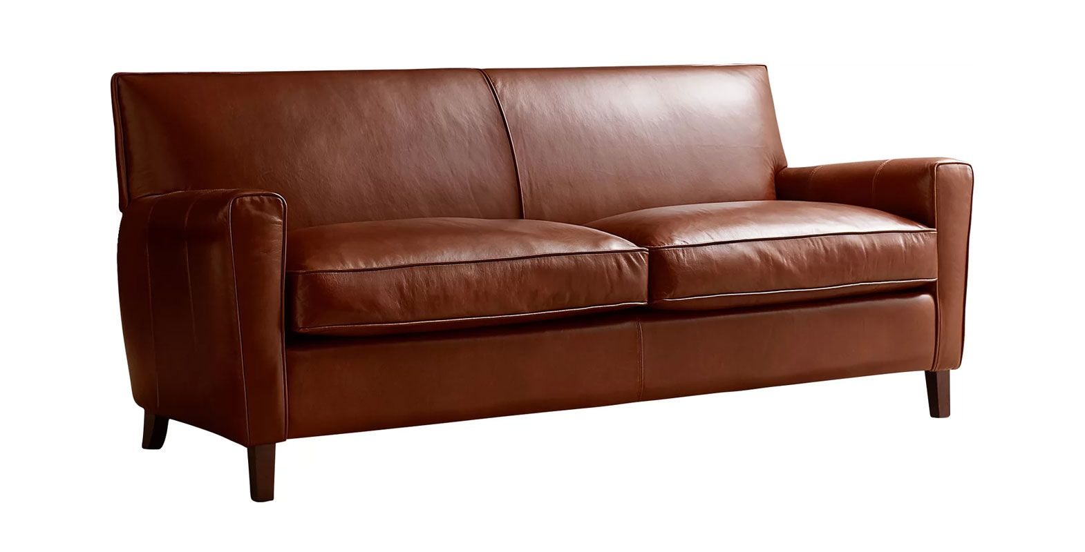 7 Affordable Leather Sofas Most With Free Shipping In 2020