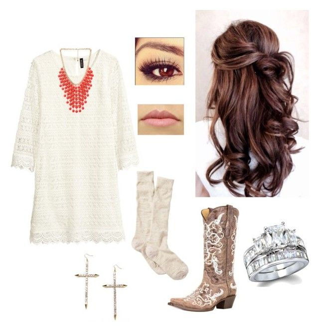 """""""Untitled #81"""" by makinzie-mcfarland2001 ❤ liked on Polyvore featuring H&M, LOFT, Forever 21, Cotton Candy and Fantasy Jewelry Box"""