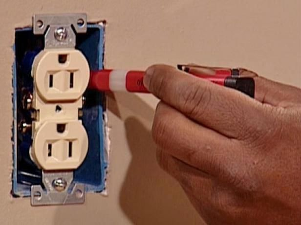 Ask Diy Electrical Expert James Young Shows How To Install A Gfci Outlet On Diynetwork These Outlets Can Prevent Shock In Wet Locations And