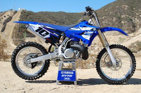 Yamaha Yz125 Cool Dirt Bikes Bike Dirt Bike