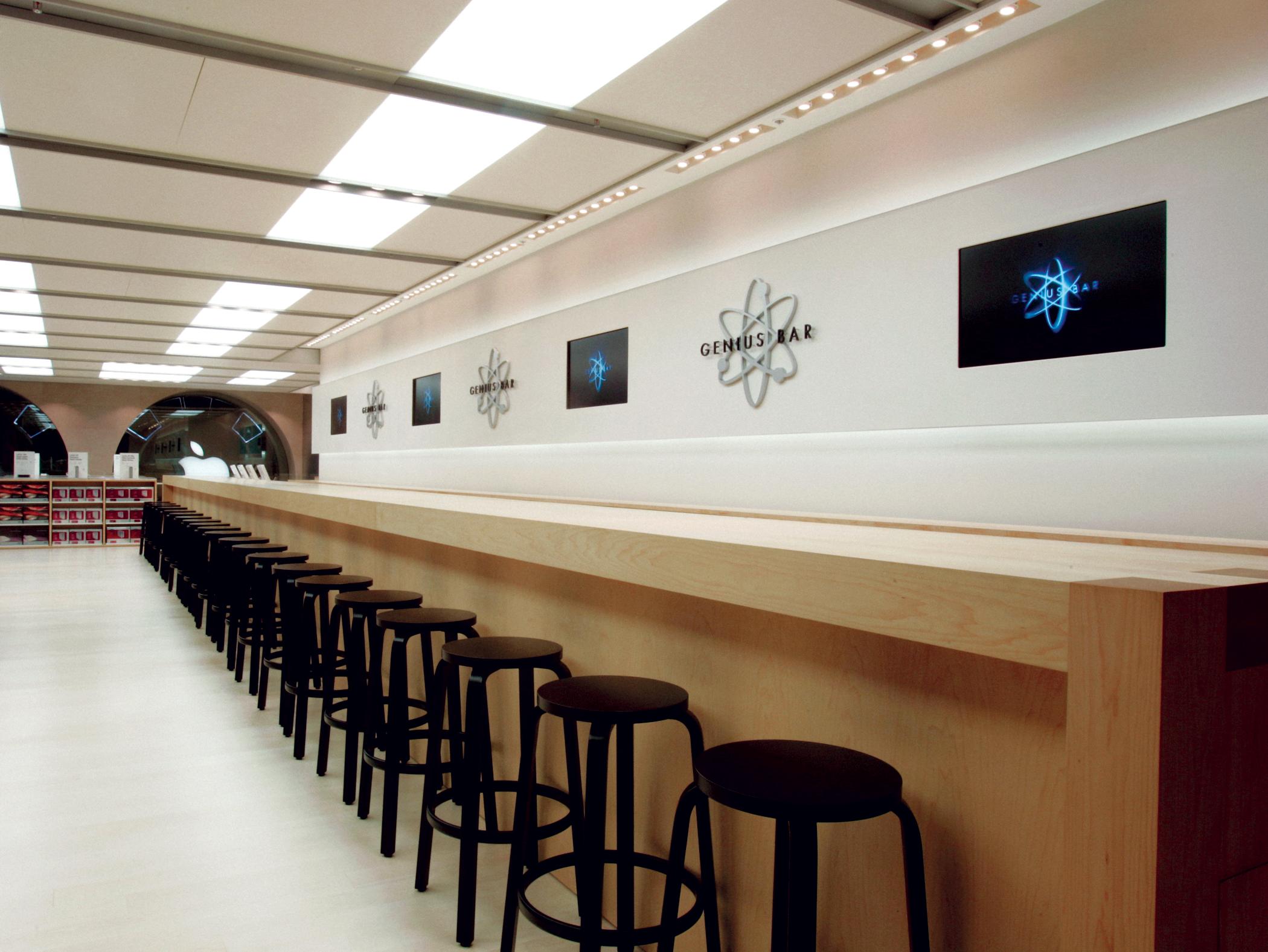 apple genius appointment chicago