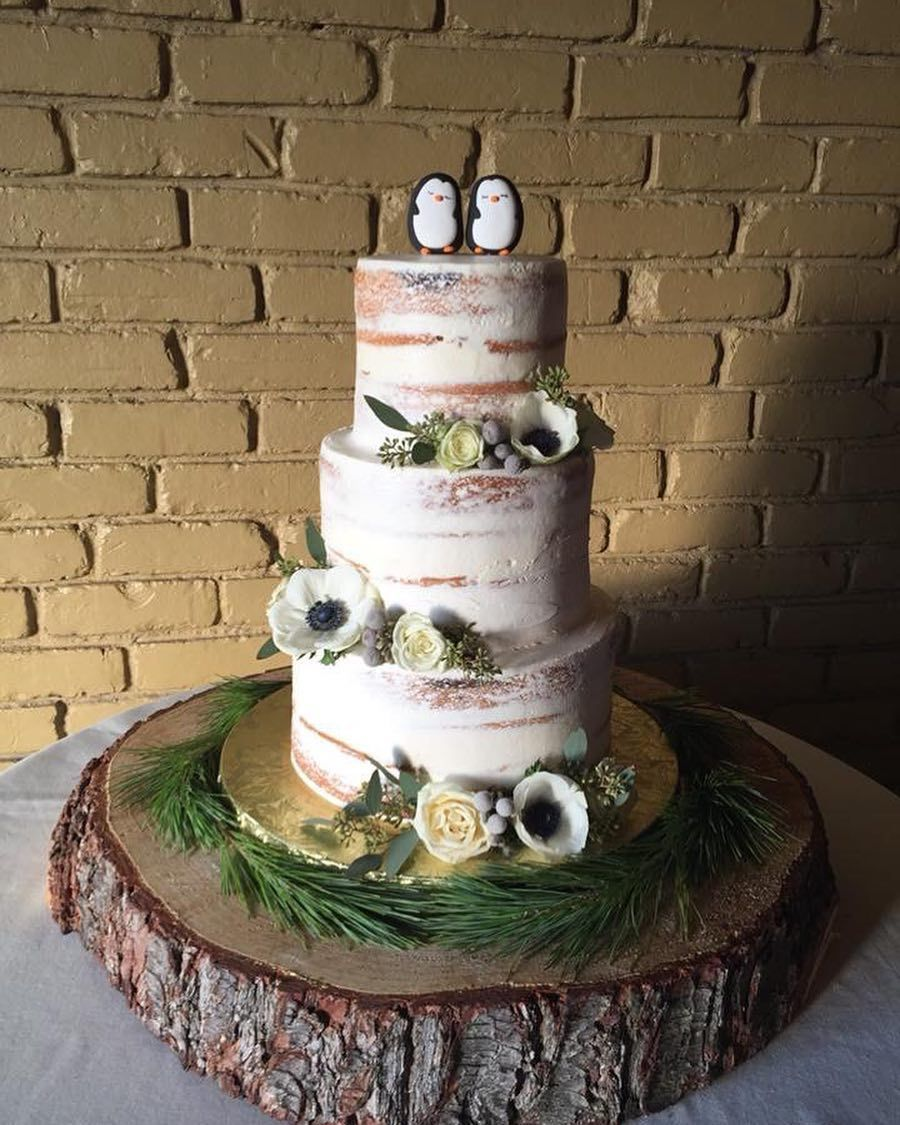 This Is The Cutest Undone Wedding Cake By Dessert Diva How Awesome