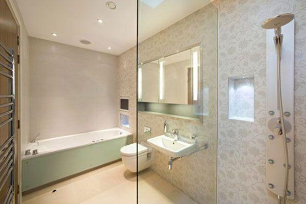 Bathroom Design Trends 2012 at Inspiration Design UK House by