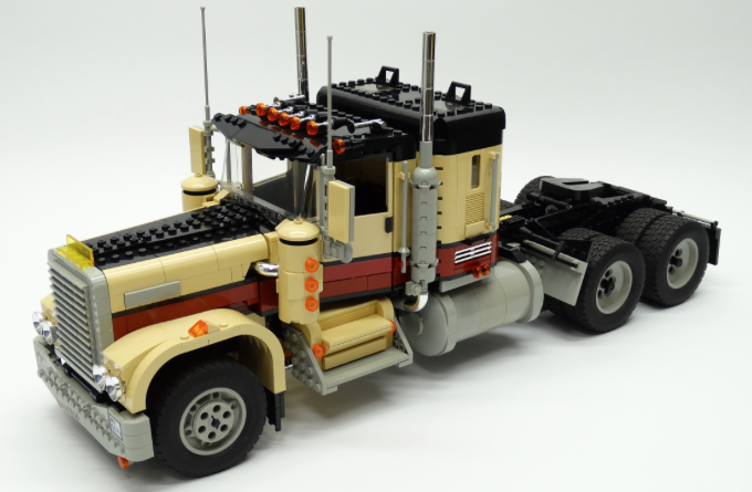Kenworth W900 | Lego