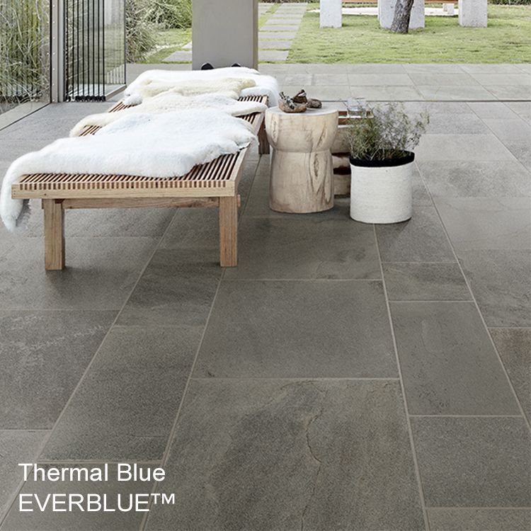 Outdoor Porcelain Tile Pavers Everblue Bluestone Outdoor Tile Patio Outdoor Porcelain Tile Patio Tiles