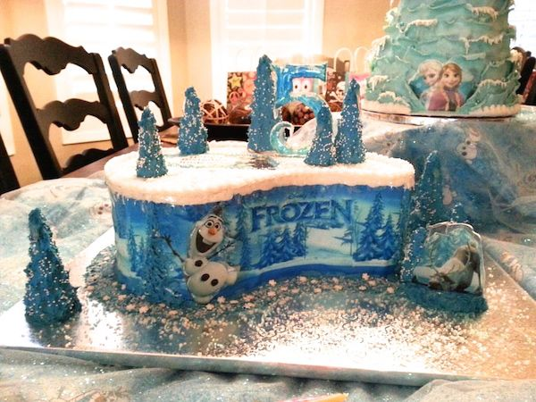 Disney FROZEN Party Lots of great ideas and FREE printables