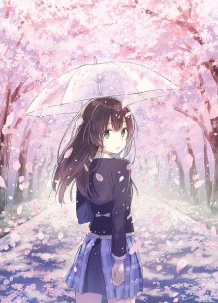 Flowers girl anime 48+ Ideas